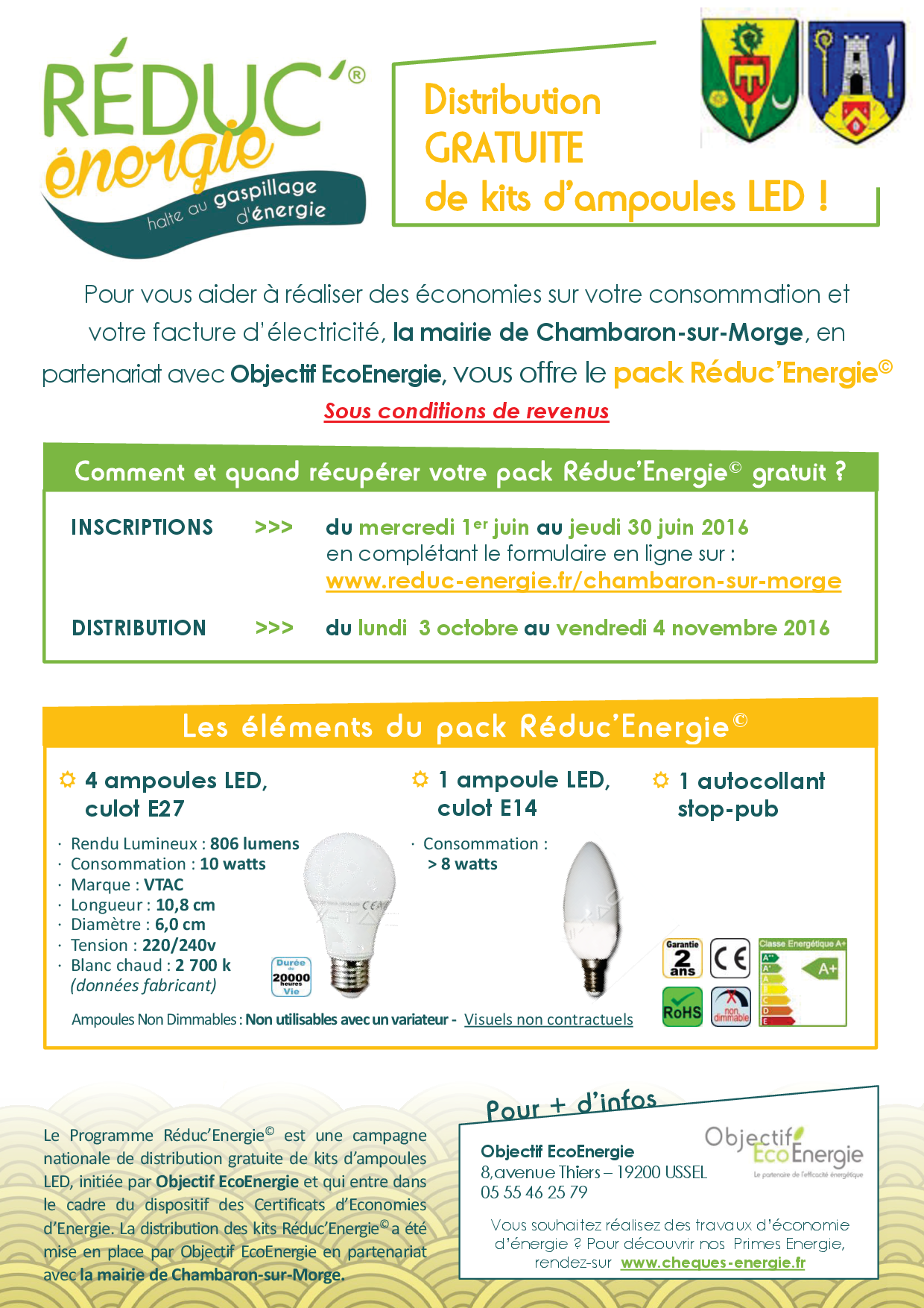 Programme Reduc'Energie_CHAMBARON SUR MORGE_affiche_fichier taille A4_V4