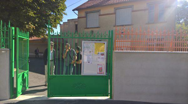 Inauguration de l'école Saint Exupéry 2018 (3)