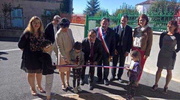 Inauguration de l'école Saint Exupéry 2018 (5)