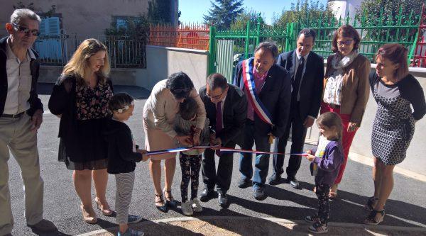 Inauguration de l'école Saint Exupéry 2018 (6)