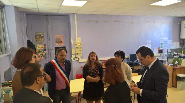 Inauguration de l'école Saint Exupéry 2018 (7)