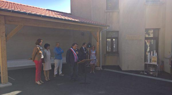 Inauguration de l'école Saint Exupéry 2018 (8)